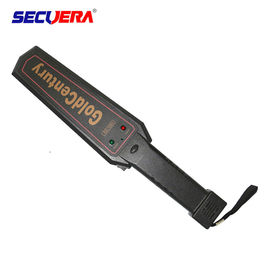 China Detector de metais Handheld, século GC1001 do ouro para a segurança do corpo que verifica detectores de metais completos do corpo do varredor Handheld do metal fábrica